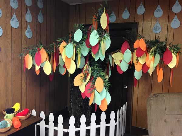 Acts of Kindness Tree at First Presbyterian Church of Waukesha