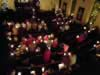 Christmas Eve Candlelight Service 2012 photo